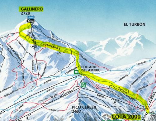 Telesilla Gallinero Esquia Con Peques