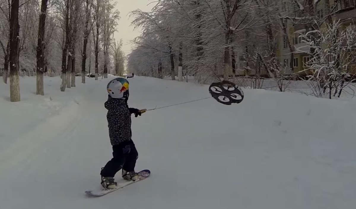 Video Nuevo Deporte Esquia Con Peques