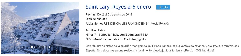 Club Amistad Esquí - Reyes