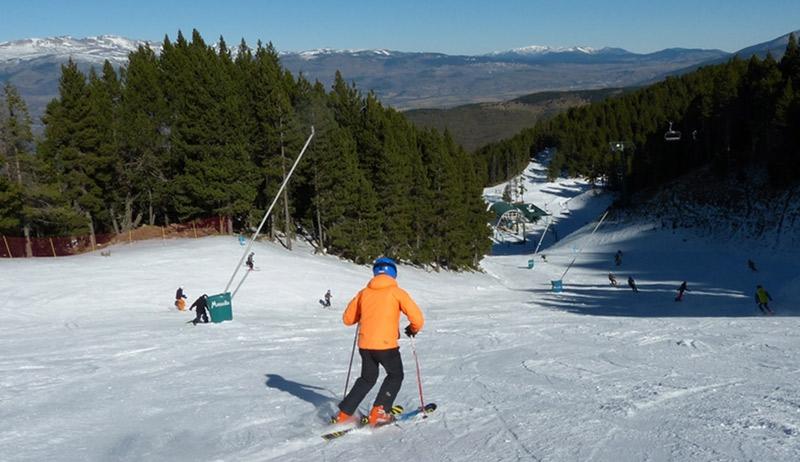 Arrancamos Temporada Puente Diciembre 2017 2018 Esquia con Peques Niños Familia Masella